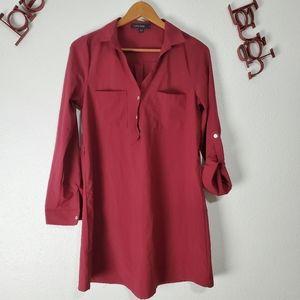 Love Tree Mini Tunic shirt Dress M